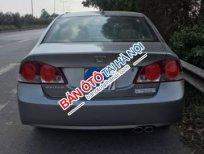 Bán gấp Honda Civic 1.8 đời 2007, màu bạc, nhập khẩu số tự động