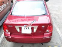 Cần bán gấp Ford Laser Ghia đời 2003, màu đỏ số sàn, giá chỉ 190 triệu