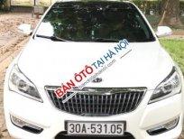 Bán Kia Cadenza 2.4 AT sản xuất 2010, màu trắng, 715 triệu