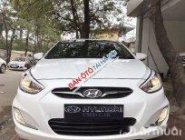 Bán Hyundai Accent Blue 1.4AT 2014, màu trắng
