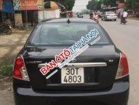 Chính chủ bán xe cũ Daewoo Lacetti EX đời 2005, màu đen