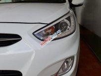 Cần bán Hyundai Accent Blue sản xuất 2013, màu trắng, nhập khẩu chính chủ, giá 475tr