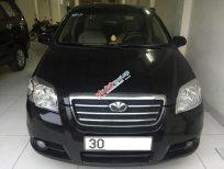 Bán Daewoo Gentra Sx đời 2009, màu đen, 220tr