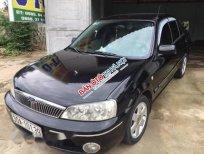 Bán xe Ford Laser 1.8 đời 2003, màu đen