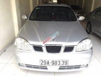 Cần bán xe Daewoo Lacetti EX đời 2005, màu bạc, Không có chiếc thứ 2