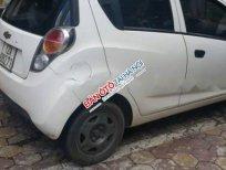 Cần bán Chevrolet Spark LT 1.0 MT đời 2012, màu trắng