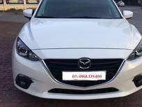 Bán xe Mazda 3 đời 2016, màu trắng