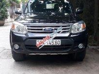 Bán Ford Everest Limited 2014, màu đen