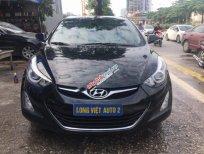 Bán Hyundai Elantra 1.6 AT sản xuất 2015, màu đen, nhập khẩu