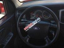 Bán Ford Escape XLS đời 2011, màu đỏ, nhập khẩu
