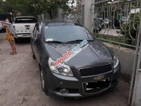 Cần bán Chevrolet Aveo LTZ 1.5 AT sản xuất 2014, màu đen, giá 350tr