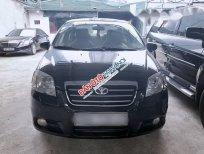 Bán Daewoo Gentra SX đời 2010, màu đen số sàn, giá chỉ 220 triệu