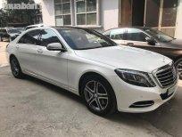 Cần bán Mercedes S400 đời 2017, màu trắng, nhập khẩu nguyên chiếc, như mới
