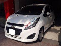 Bán gấp Chevrolet Spark LT 1.0 MT 2014, màu trắng chính chủ