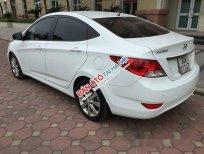 Bán xe Hyundai Accent 1.4 2012, màu trắng, nhập khẩu số sàn