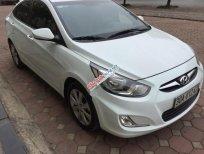 Cần bán xe Hyundai Accent 1.4 năm 2012, màu trắng, nhập khẩu số sàn