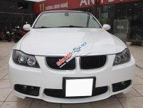Xe mới về BMW 320i, sản xuất 2007, đăng ký 2008, màu trắng, nội thất đen, nhập Đức