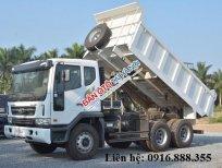 Xe ben Daewoo 15 tấn K4DEF 340PS 6X4