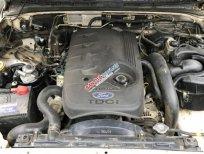 Cần bán Ford Ranger 4x4 MT năm 2009, màu trắng số sàn