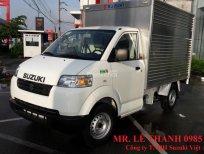 Suzuki Việt Anh chuyên bán xe 7 tạ thùng kín inox, 2 lớp cam kết giá rẻ nhất - LH 0985 674 683