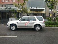 Cần bán Ford Escape Xls đời 2010, màu bạc chính chủ, giá chỉ 395 triệu