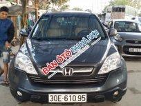 Bán Honda CR V 2.0 AT 2009, màu đen chính chủ giá cạnh tranh