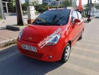 Bán xe Chevrolet Spark LT đời 2012, màu đỏ xe gia đình, giá chỉ 169 triệu