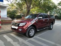Bán Ford Ranger XLT 2014, màu đỏ số sàn, giá tốt