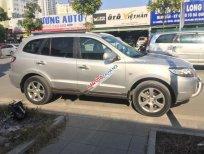 Bán ô tô Hyundai Santa Fe SLX 2008, màu bạc, nhập khẩu, giá 555tr