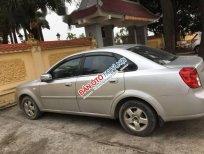 Cần bán xe Daewoo Lacetti EX sản xuất 2005, màu bạc