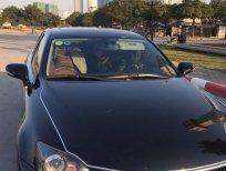 Bán ô tô Lexus IS250 đời 2012, màu đen, nhập khẩu chính hãng, chính chủ