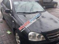 Cần bán lại xe Daewoo Lacetti EX, năm 2008, màu đen mới 95%, giá chỉ 185tr