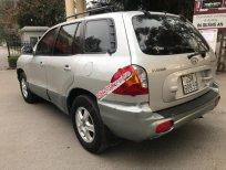 Bán Hyundai Santa Fe Gold đời 2003, màu bạc, nhập khẩu số tự động, giá chỉ 235 triệu