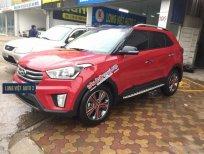 Bán Hyundai Creta 1.6 AT đời 2016, màu đỏ, nhập khẩu số tự động, 698 triệu