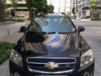 Bán ô tô Chevrolet Captiva Maxx đời 2010, màu đen