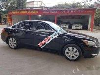Bán Honda Accord 2.4 đời 2008, màu đen, nhập khẩu, 560 triệu