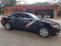 Bán ô tô Honda Accord 2.4 đời 2008, màu đen, xe nhập số tự động, 560tr