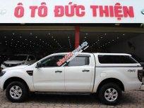 Cần bán xe Ford Ranger 4x4MT 2014, màu trắng, xe nhập