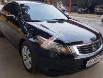 Bán ô tô Honda Accord đời 2007, màu đen, nhập khẩu nguyên chiếc