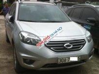 Cần bán/ thanh lý gấp xe SUV, hiệu Samsung QM5, màu bạc, 2014, biển Hà Nội