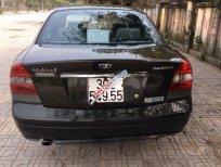 Cần bán lại xe Daewoo Nubira II đời 2002, màu xám xe gia đình, giá tốt