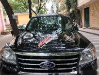 Bán Ford Everest Limited đời 2010, màu đen, xe gia đình