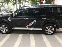 Bán xe Ford Everest Limited đời 2010, màu đen còn mới