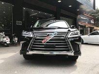 Bán xe Lexus LX 570 5.7 AT sản xuất 2016, màu đen, xe nhập Trung Đông, chạy 2 vạn