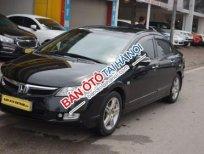 Bán Honda Civic AT đời 2010, màu đen