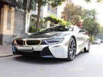 BMW i8 model 2015, màu trắng, nhập khẩu, xe cực đẹp