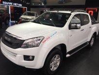 Bán xe Isuzu Dmax LS sản xuất năm 2017, màu trắng, xe nhập, giá tốt
