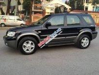 Bán Ford Escape 2.3L năm 2006, màu đen chính chủ