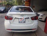 Bán xe Hyundai Avante 1.6MT 2014, màu trắng số sàn, giá 405tr