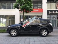 Bán Chevrolet Captiva Maxx sản xuất năm 2010, màu đen ít sử dụng